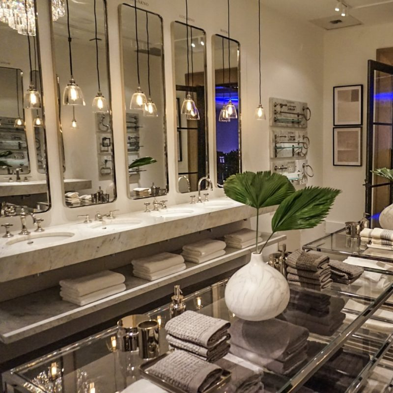 Restoration Hardware Gallery Unveiled in Toronto – Just Sultan