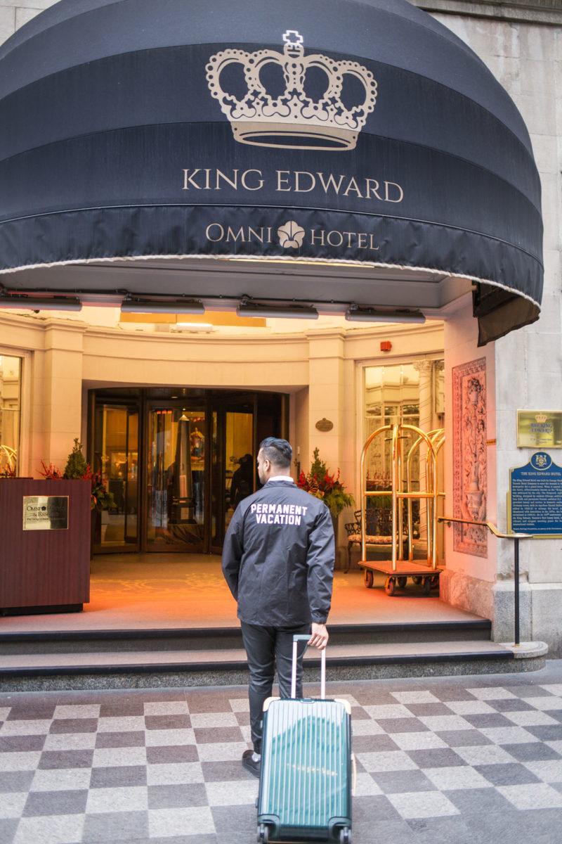 the omni king edward toronto