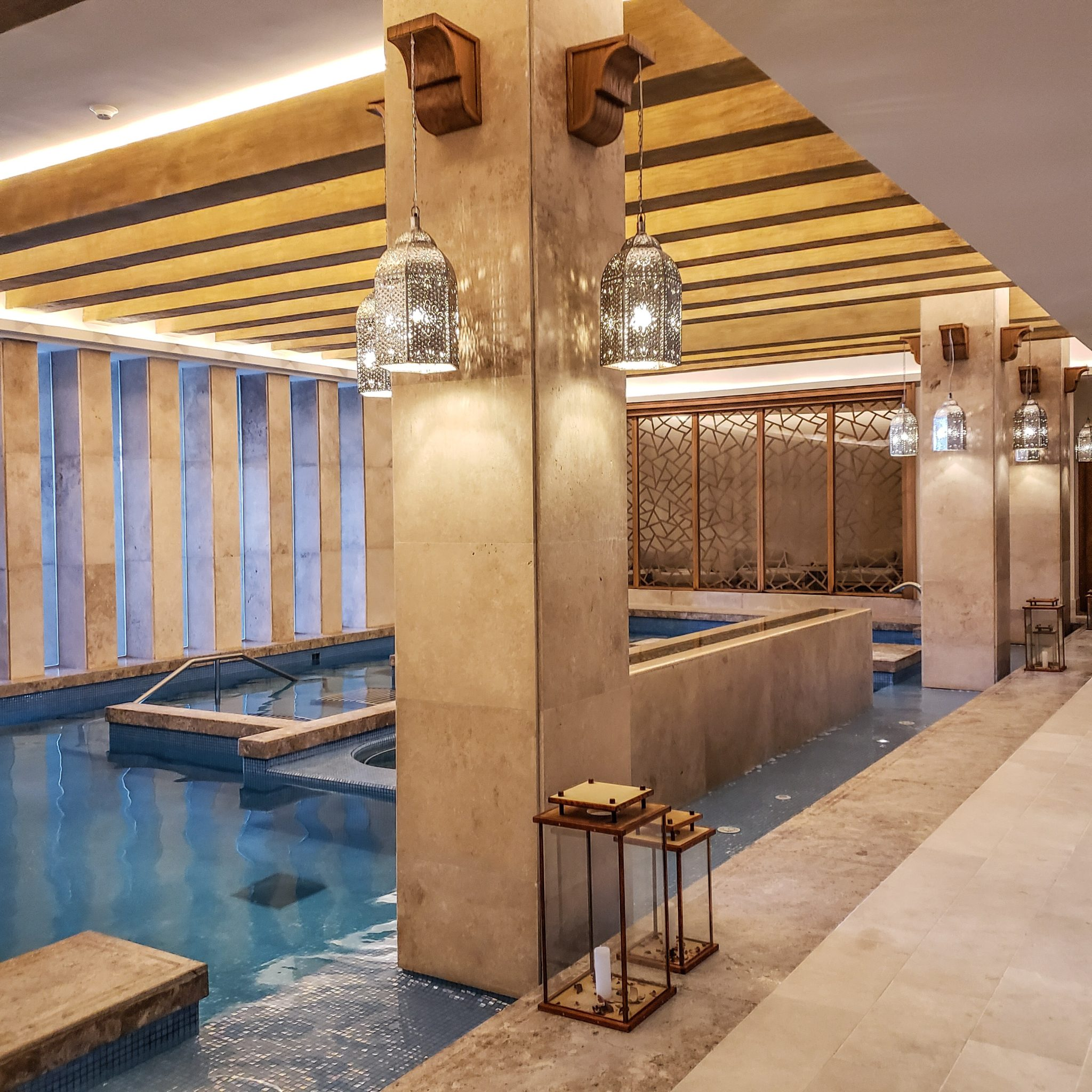 Haven Riviera - Cancun - Haven Resorts - Mexico - Quintana Roo - Spa - Hydrotherapy Circuit