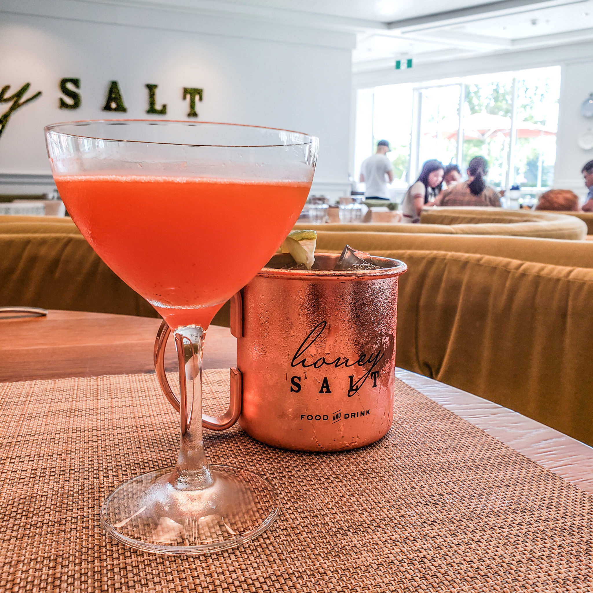 Vancouver - Canada - British Columbia - Parq Hotel - Honey Salt - Brunch - Sultan Sandur - Cocktail