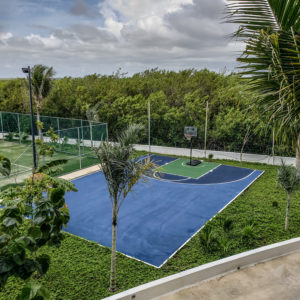 Haven Riviera - Cancun - Haven Resorts - Mexico - Quintana Roo - Basketball Court