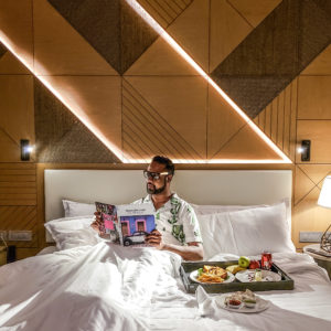 Haven Riviera - Cancun - Haven Resorts - Mexico - Quintana Roo - Breakfast - Midnight