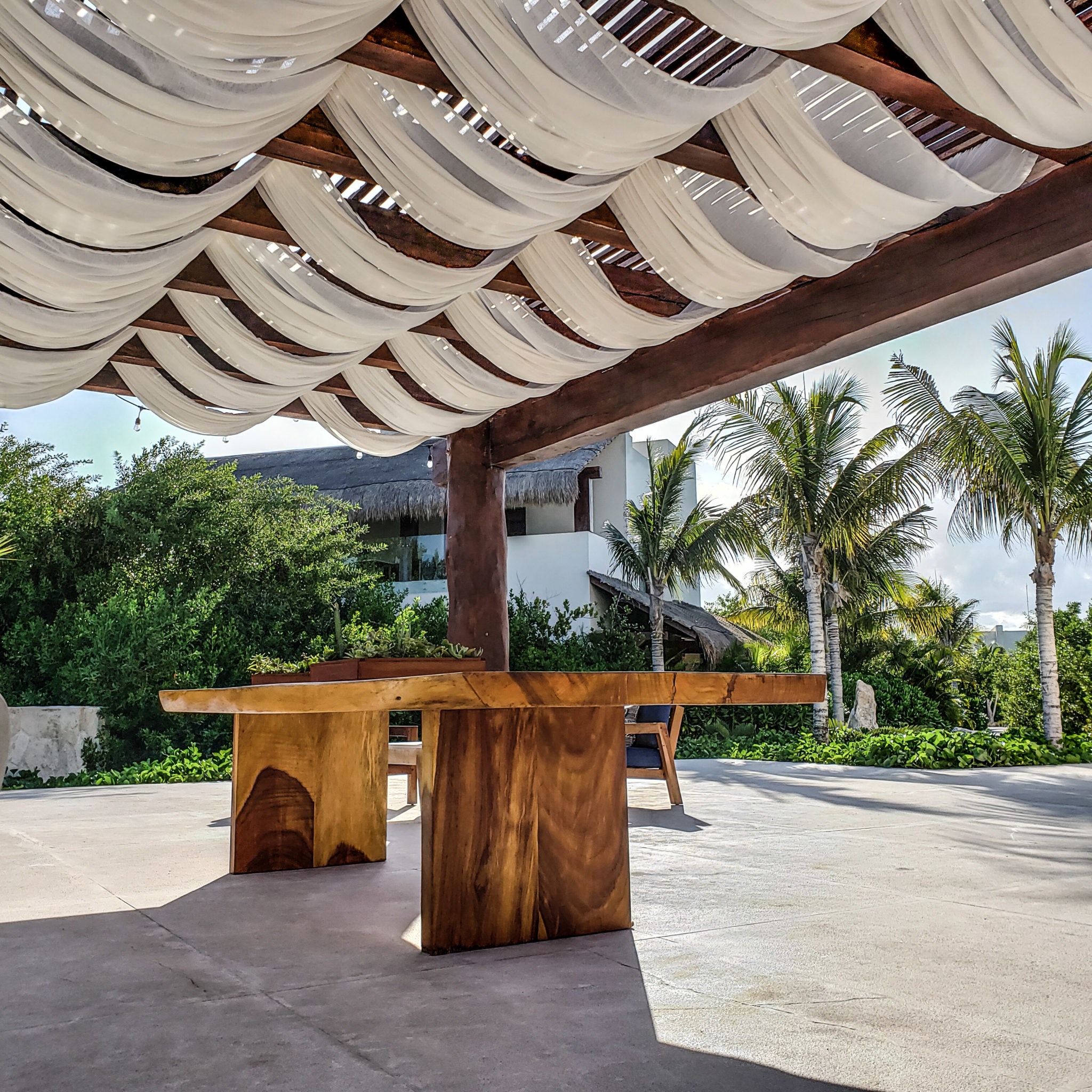Chable Maroma Resort - Quintana Roo - Playa Del Carmen - Playa Maroma - Outdoor Lounge