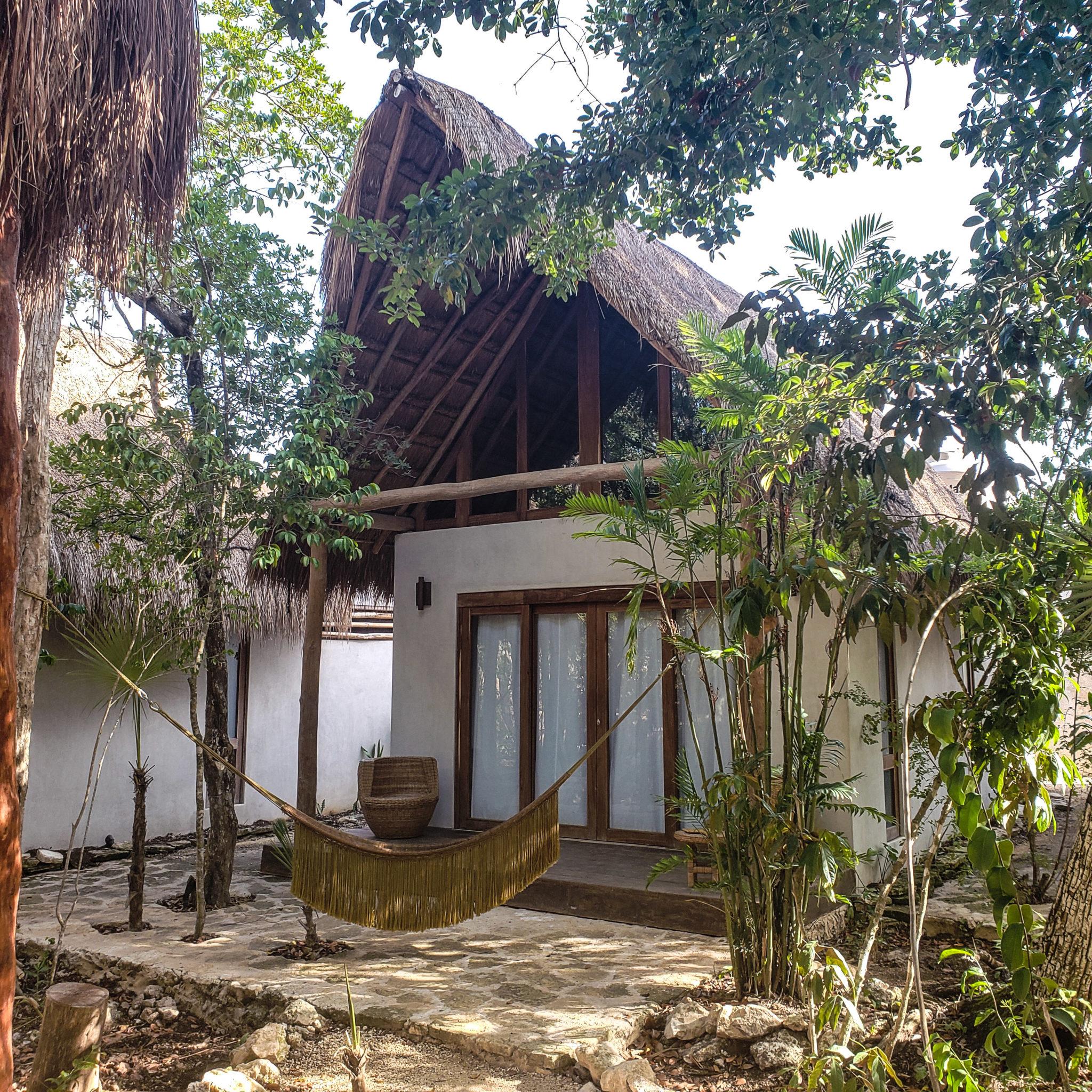 Acacia Jungle Bungalows Tulum - Bungalow Exterior