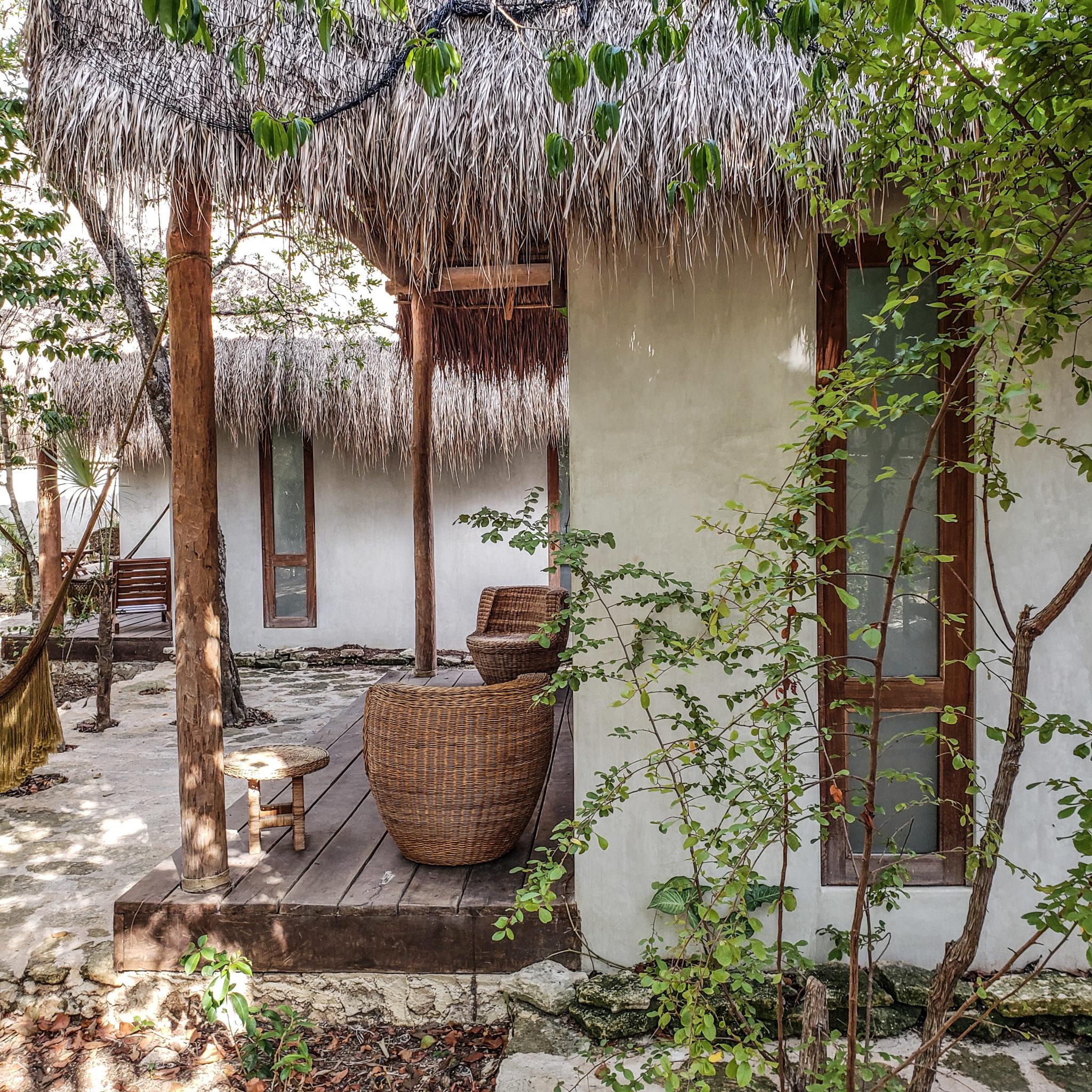 Acacia Jungle Bungalows Tulum - Exterior Vibes